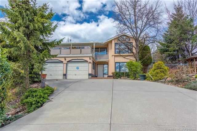 7016 Lakeridge Drive,, Vernon, BC V1T 6L7 (MLS #10156355) :: Walker Real Estate