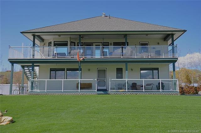7821 Old Kamloops Road,, Vernon, BC V1H 1W8 (MLS #10156365) :: Walker Real Estate