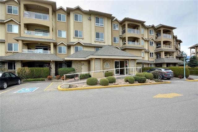 #313 1960 Enterprise Way,, Kelowna, BC V1Y 9S5 (MLS #10156375) :: Walker Real Estate