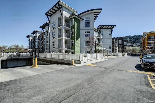 #414 539 Yates Road,, Kelowna, BC V1V 2T8 (MLS #10156390) :: Walker Real Estate