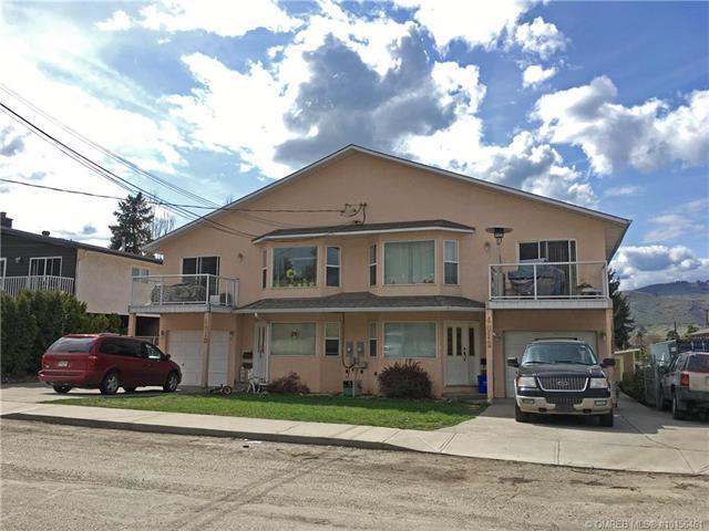 4012 19th Street,, Vernon, BC V1T 4X7 (MLS #10156461) :: Walker Real Estate