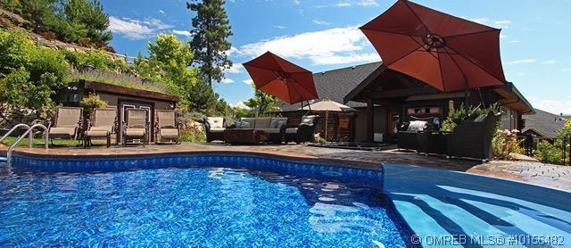 1374 Hidden Hills Drive,, Kelowna, BC V1V 2X8 (MLS #10156482) :: Walker Real Estate