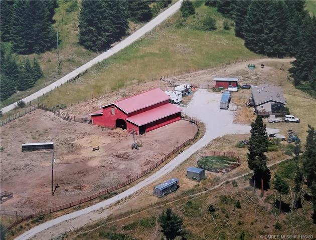1399 Yankee Flats Road,, Salmon Arm, BC V1E 3J4 (MLS #10156493) :: Walker Real Estate