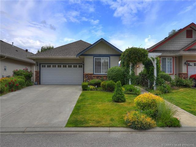 #105 1188 Houghton Road,, Kelowna, BC V1X 2C9 (MLS #10162116) :: Walker Real Estate