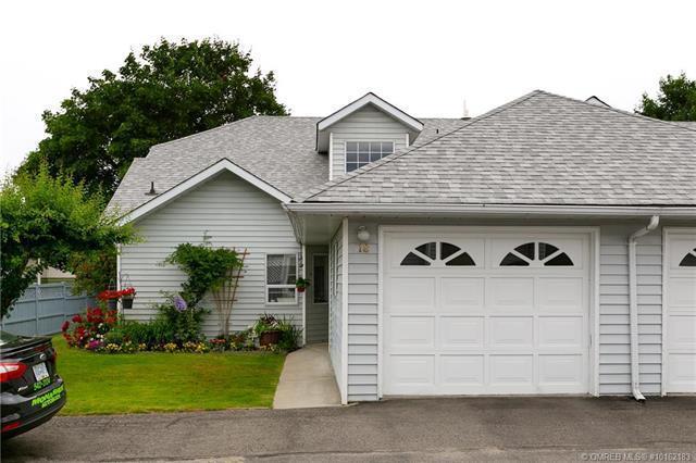 #18 350 Davie Road,, Kelowna, BC V1X 1G4 (MLS #10162183) :: Walker Real Estate