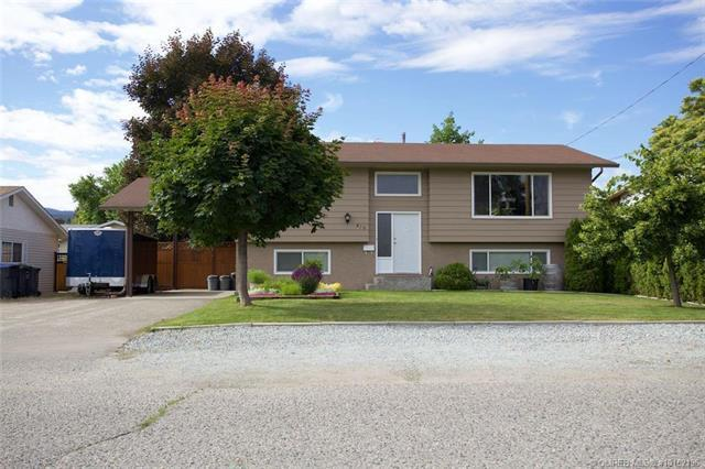 415 Scarboro Road,, Kelowna, BC V1X 1M3 (MLS #10162196) :: Walker Real Estate