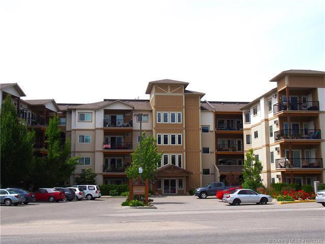#413 250 Hollywood Road, S, Kelowna, BC V1X 3S9 (MLS #10162243) :: Walker Real Estate