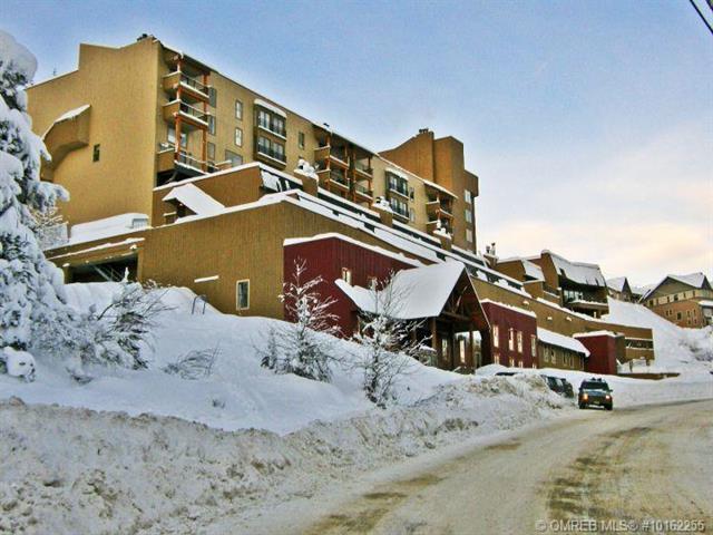 #809 7470 Porcupine Road,, Big White, BC V1P 1P3 (MLS #10162255) :: Walker Real Estate