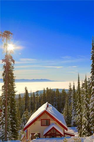 4833 Snow Pines Road,, Big White, BC V1X 4K5 (MLS #10162427) :: Walker Real Estate