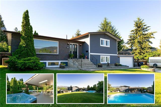 2485 Crestview Road,, West Kelowna, BC V1Z 1Y9 (MLS #10162493) :: Walker Real Estate
