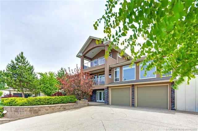 465 Okaview Road,, Kelowna, BC V1W 4L3 (MLS #10162504) :: Walker Real Estate