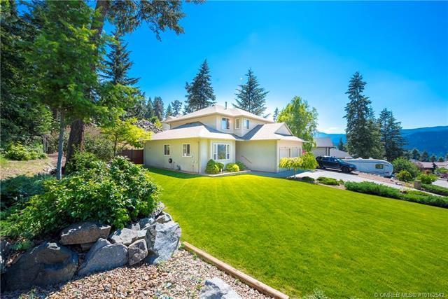 32 Kestrel Place,, Vernon, BC V1H 1R7 (MLS #10162542) :: Walker Real Estate