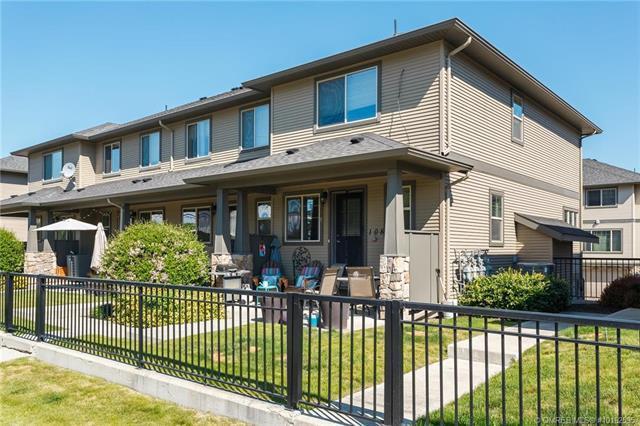 #108 440 Hartman Road,, Kelowna, BC V1X 2N1 (MLS #10162595) :: Walker Real Estate