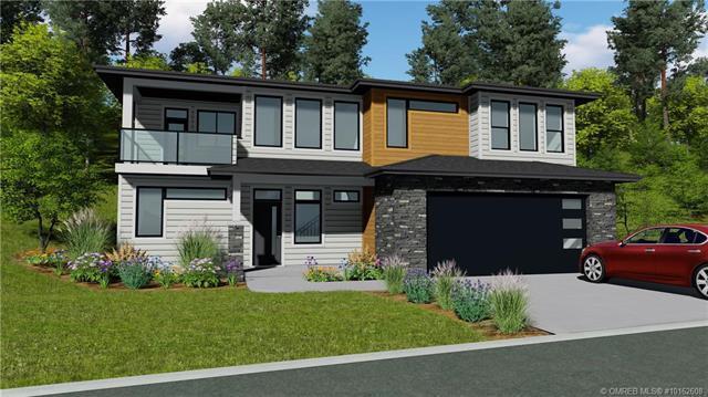 2594 Crown Crest Drive,, West Kelowna, BC V4T 3K4 (MLS #10162608) :: Walker Real Estate