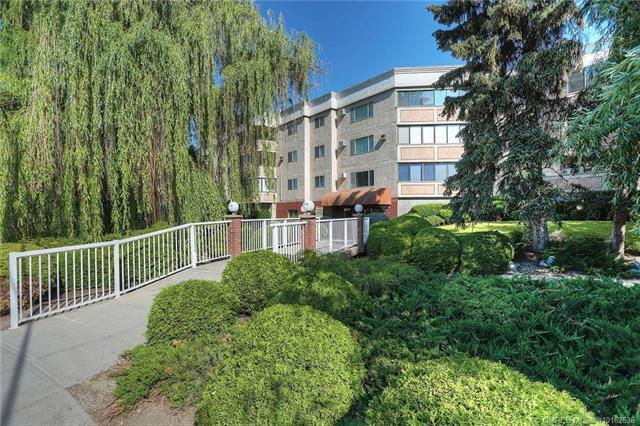 #103 1170 Brookside Avenue,, Kelowna, BC V1Y 5T4 (MLS #10162636) :: Walker Real Estate
