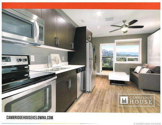 #634 925 Leon Avenue,, Kelowna, BC V1Y 0E5 (MLS #10162650) :: Walker Real Estate