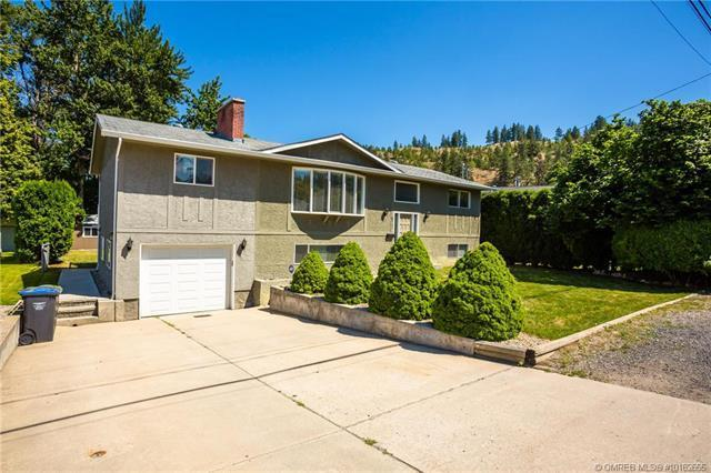 872 Hammer Avenue,, Kelowna, BC V1W 2B8 (MLS #10162655) :: Walker Real Estate