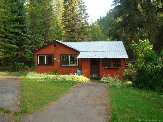 1098 Highway 6,, Cherryville, BC V0E 2G3 (MLS #10163104) :: Walker Real Estate Group