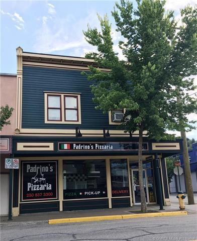200 First Street, W, Revelstoke, BC V0E 2S0 (MLS #10163694) :: Walker Real Estate