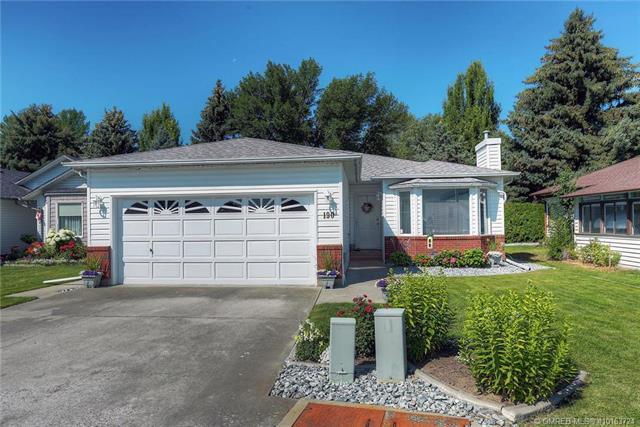 #190 1255 Raymer Avenue,, Kelowna, BC V1W 3S3 (MLS #10163724) :: Walker Real Estate