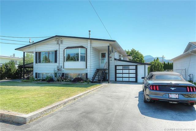 675/677 Ruston Road,, Kelowna, BC V1X 3Y3 (MLS #10163836) :: Walker Real Estate