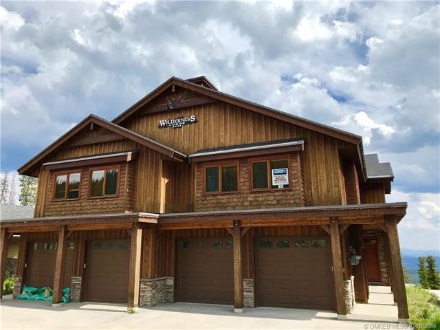 #4 5925 Snowpines Way,, Big White, BC V1P 1P3 (MLS #10163866) :: Walker Real Estate