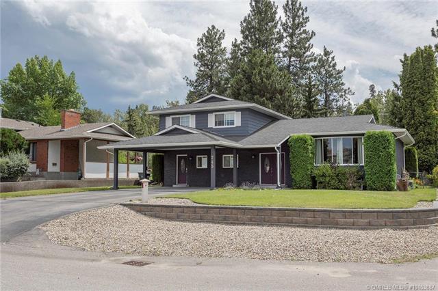 745 Wenric Crescent,, Kelowna, BC V1X 5R6 (MLS #10163887) :: Walker Real Estate