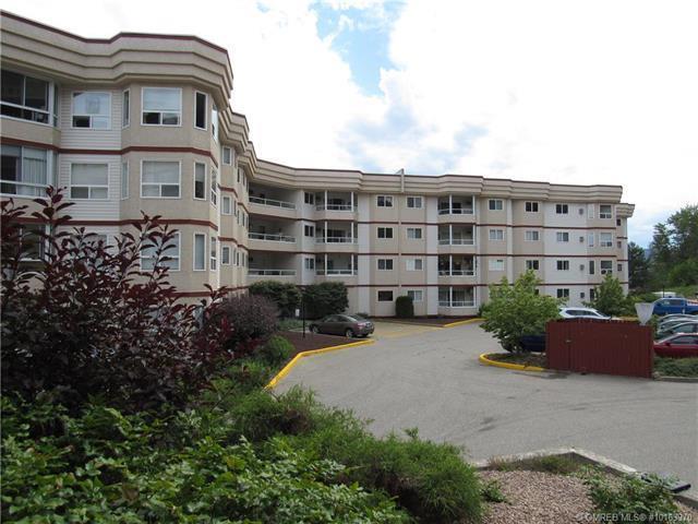 #209 3806 35 Avenue,, Vernon, BC V1T 9N6 (MLS #10163970) :: Walker Real Estate