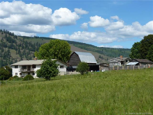 5639 Learmouth Road,, Coldstream, BC V1B 3E6 (MLS #10163984) :: Walker Real Estate Group