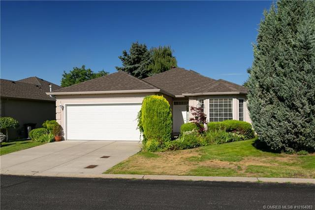 #204 3360 Old Okanagan Highway,, Westbank, BC V4T 1X9 (MLS #10164083) :: Walker Real Estate