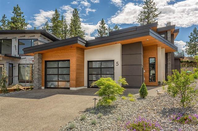 #5 1150 Mission Ridge Road,, Kelowna, BC V1W 5M5 (MLS #10164176) :: Walker Real Estate Group