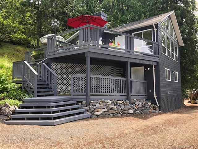 3568 Mabel Lake Road,, Lumby, BC V0E 2G6 (MLS #10164279) :: Walker Real Estate Group