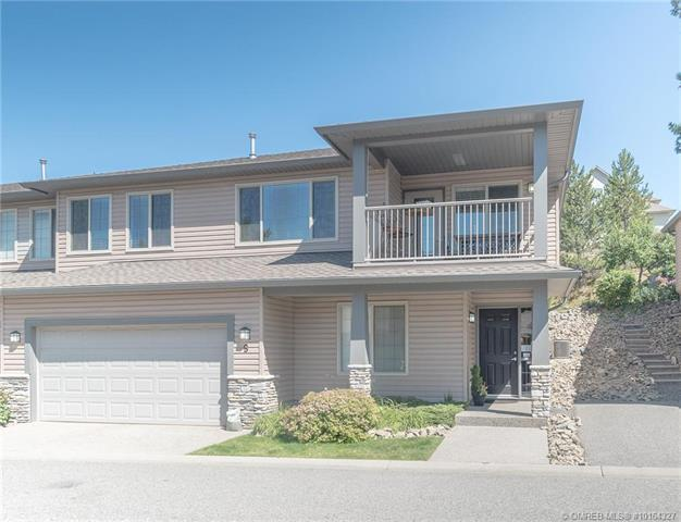 #9 3512 Ridge Boulevard,, West Kelowna, BC V4T 2X5 (MLS #10164327) :: Walker Real Estate