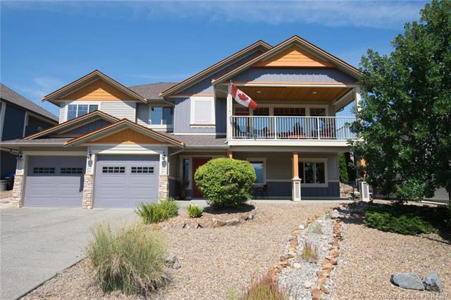 507 Middleton Way,, Coldstream, BC V1B 3Z7 (MLS #10164397) :: Walker Real Estate Group
