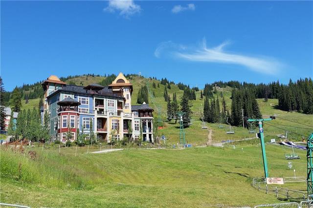 #502 170 Silver Lode Lane,, Silver Star, BC V1B 3M1 (MLS #10164489) :: Walker Real Estate