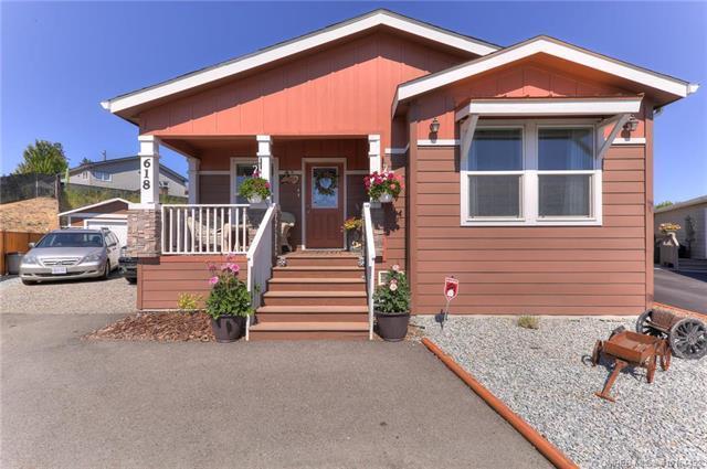 #618 2440 Old Okanagan Highway,, Westbank, BC V4T 3A3 (MLS #10164492) :: Walker Real Estate
