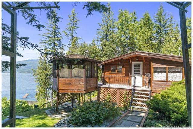 #13 5597 Eagle Bay Road,, Eagle Bay, BC V0E 1H0 (MLS #10164493) :: Walker Real Estate Group