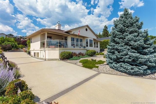 1448 Rome Place,, West Kelowna, BC V4T 1Y5 (MLS #10164511) :: Walker Real Estate