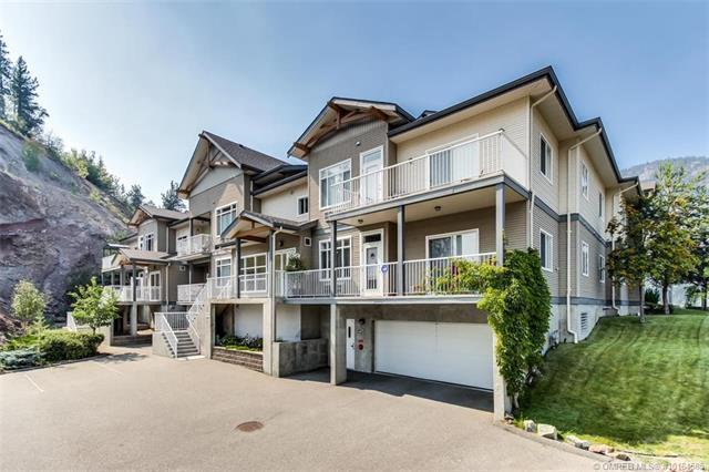 #205 2523 Shannon View Drive,, West Kelowna, BC V4T 2T3 (MLS #10164585) :: Walker Real Estate
