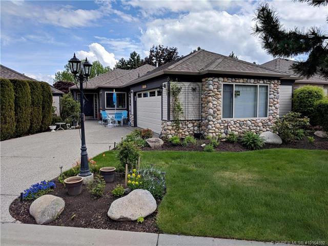 #141 4074 Gellatly Road,, West Kelowna, BC V4T 2S8 (MLS #10164592) :: Walker Real Estate