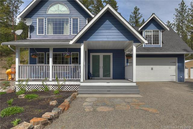 468 Rose Valley Road,, West Kelowna, BC V1Z 3T7 (MLS #10164599) :: Walker Real Estate