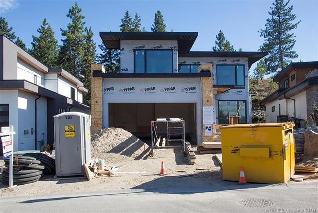 #4 1150 Mission Ridge Road,, Kelowna, BC V1W 4Z9 (MLS #10164714) :: Walker Real Estate Group