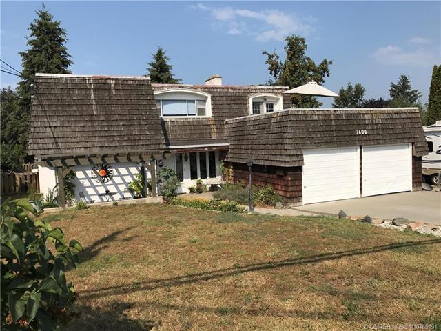 7600 Cunliffe Road,, Coldstream, BC V1B 1T3 (MLS #10165191) :: Walker Real Estate Group