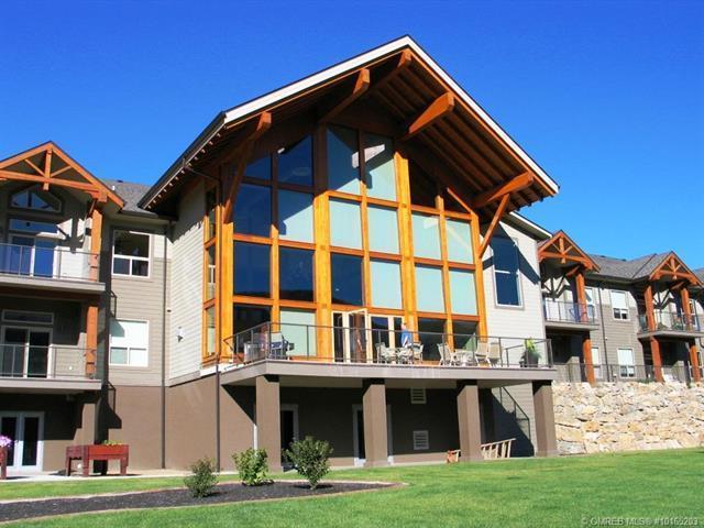 #201 9100 Mackie Drive,, Coldstream, BC V1B 1G9 (MLS #10165203) :: Walker Real Estate Group