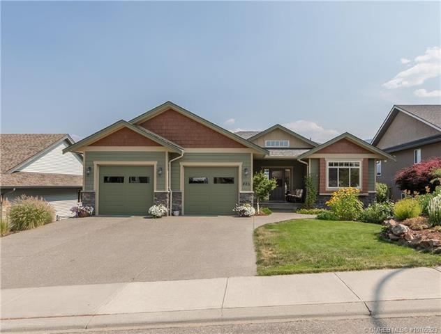 486 Middleton Way,, Coldstream, BC V1B 3Z7 (MLS #10165323) :: Walker Real Estate Group