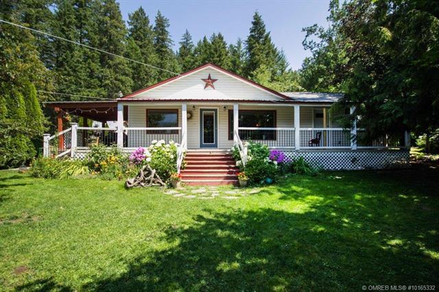 1605 Salmon River Road,, Salmon Arm, BC V1E 4M1 (MLS #10165332) :: Walker Real Estate Group