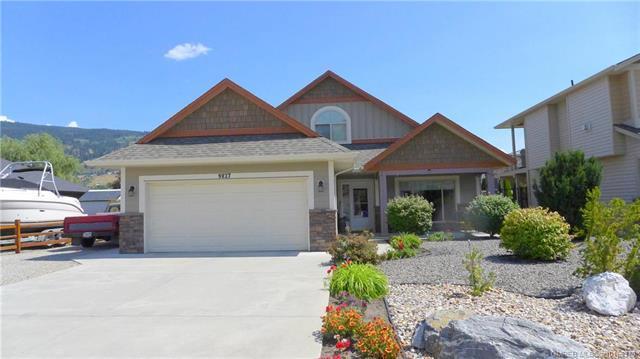 9827 Elgin Drive,, Coldstream, BC V1B 4B9 (MLS #10165379) :: Walker Real Estate Group