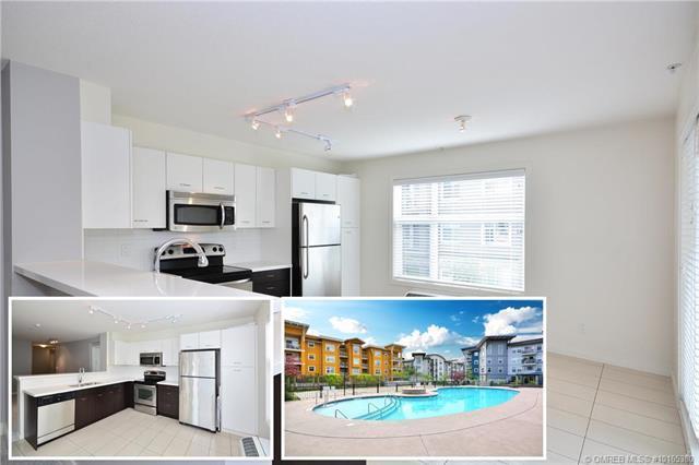 #202 539 Yates Road,, Kelowna, BC V1V 2T8 (MLS #10165380) :: Walker Real Estate Group