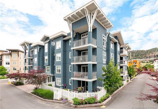 #106 551 Yates Road,, Kelowna, BC V1V 2V1 (MLS #10165398) :: Walker Real Estate Group