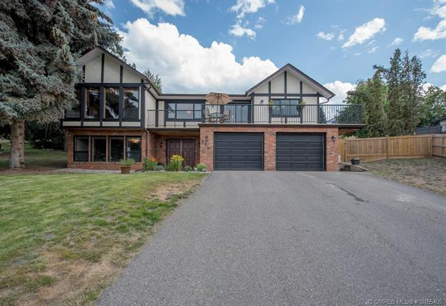 695 Pheasant Road,, Vernon, BC V1B 3B1 (MLS #10165405) :: Walker Real Estate Group